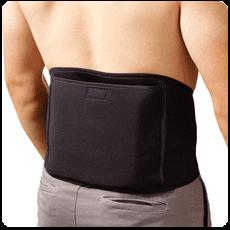 ceinture chauffante mal de dos